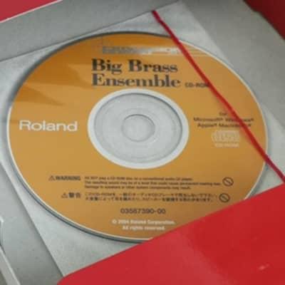 CD Roland SRX-10 Big Brass Ensemble (Compact disk)