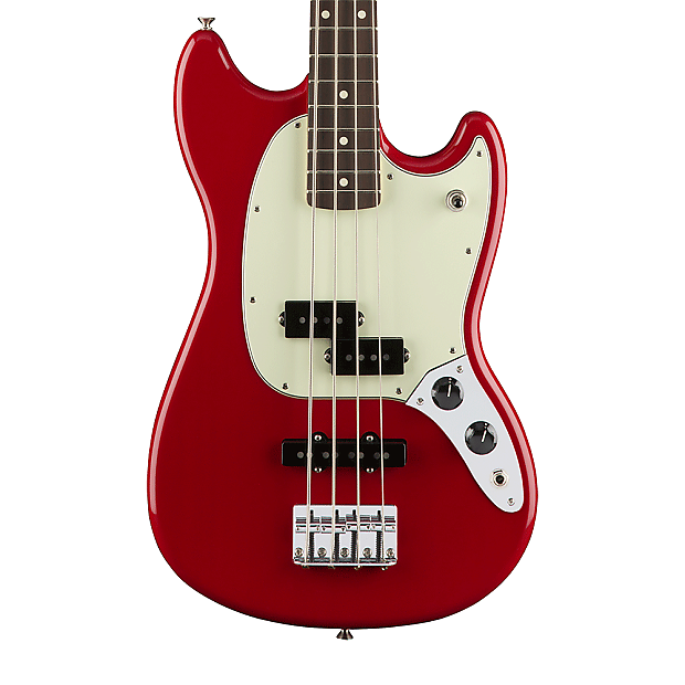 Fender Mustang Bass PJ with Rosewood Fingerboard - Torino ...
