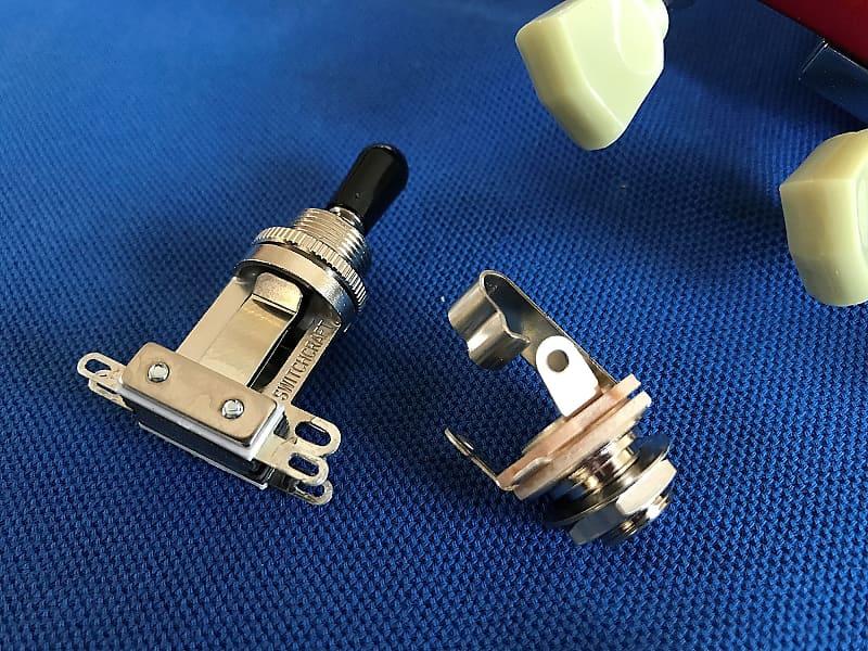 Switchcraft 3 Way Prewired Switch Harness Fits Gibson Les Reverbrhreverb: Switchcraft 3 Way Switch Wiring Diagram At Gmaili.net