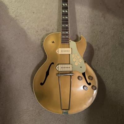 1955 Gibson ES 295  Gold Vintage for sale