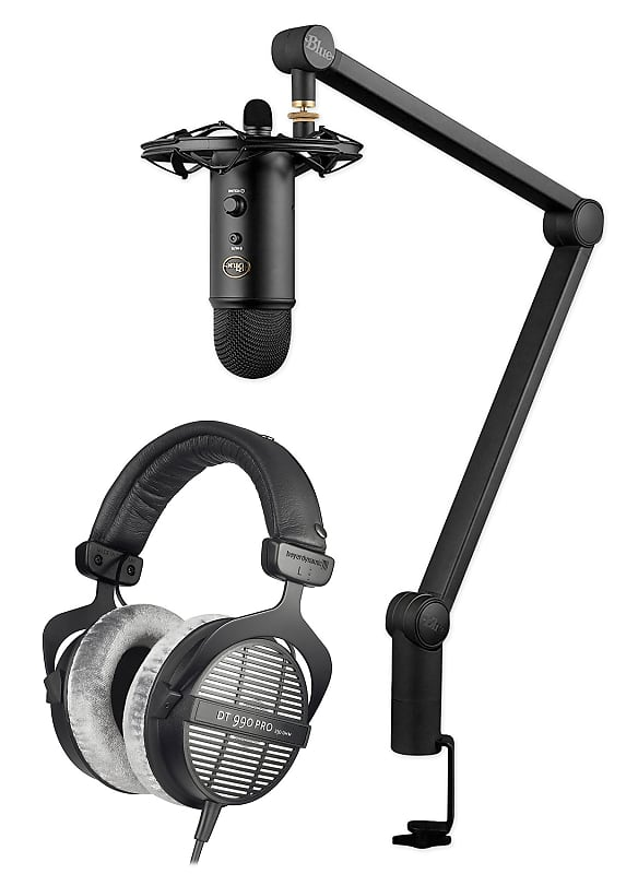 Blue Yeticaster Studio Gaming Microphone Beyerdynamic Dt