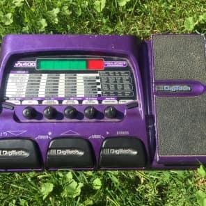 DigiTech Vx400 Vocal Effects Processor