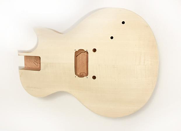 diy electric guitar kit singlecut 1 hb build your own guitar reverb. Black Bedroom Furniture Sets. Home Design Ideas