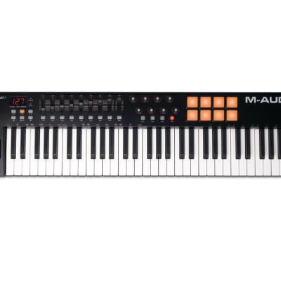 M-Audio Oxygen 61 MKIV MIDI USB  Keyboard Controller