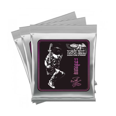 Ernie Ball 3820 Slash Signature 3 Set