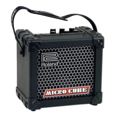 "Roland Micro Cube 2-Watt 1x5"" Guitar Combo"