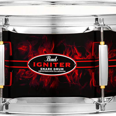 "Pearl CC1450S/C Casey Cooper Collaboration Igniter 14x5"" Snare Drum"
