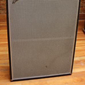 Fender Bassman Head and Cabinet 1967 Drip Edge Silverface