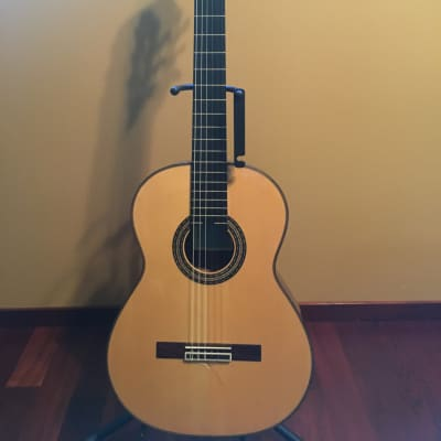 Loriente Marieta 2018 French Polish Spruce Top Classical Guitar (free shipping) for sale