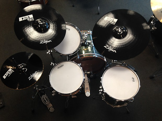zildjian pitch black cymbal pack w free shipping reverb. Black Bedroom Furniture Sets. Home Design Ideas
