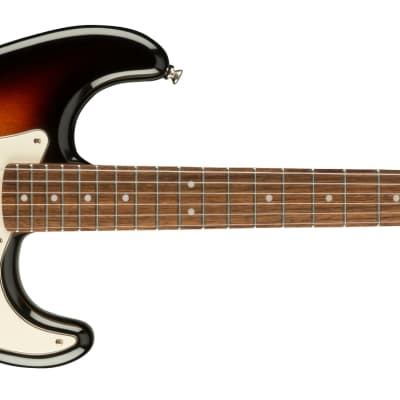 Fender Squier Classic Vibe '60s Stratocaster Laurel Fingerboard 3-Color Sunburst