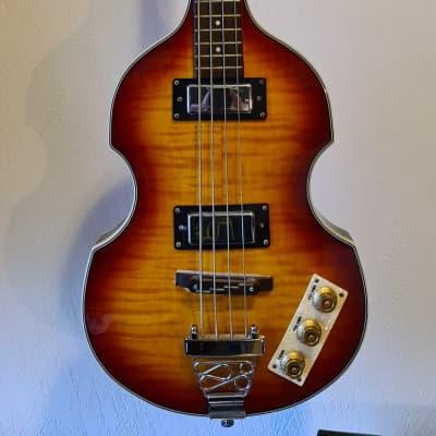 Epiphone Viola Bass 2004 Vintage Sunburst