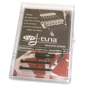 EVH 555-0121-467 Black EVH D-Tuna Drop D Tuning System Drop D Tuning System DT-100-B for sale