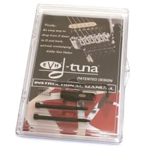 EVH 555-0121-467 Black EVH D-Tuna Drop D Tuning System Drop D Tuning System DT-100-B