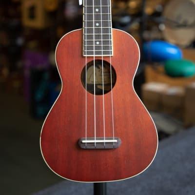 Fender California Coast Seaside Soprano Ukulele