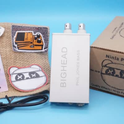 Phil Jones HA-1 BigHead Mobile Headphone Amp | Fast Shipping!
