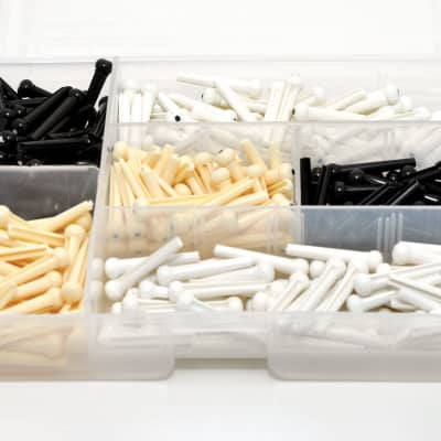 Plastic Bridge Pin Assortment