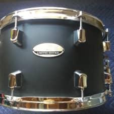 Pearl 8X14 Limitedl Edition Snare 2016 Black Matte