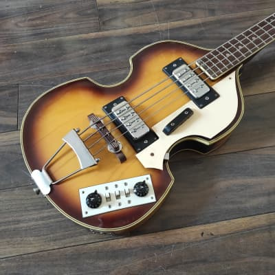 1970's Fresher FVB-30 Violin Beatle Bass (Made in Japan) for sale
