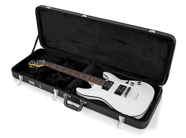 gator gwe elec electric guitar hardshell case reverb. Black Bedroom Furniture Sets. Home Design Ideas