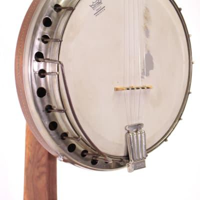 SS Stewart Wondertone 19 Fret Tenor Banjo for sale