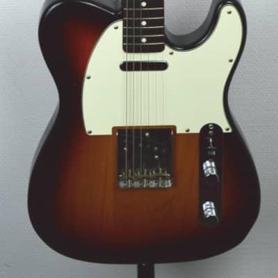 Fender '52 Reissue Telecaster MIJ 2010 3 Color Sunburst Japon for sale