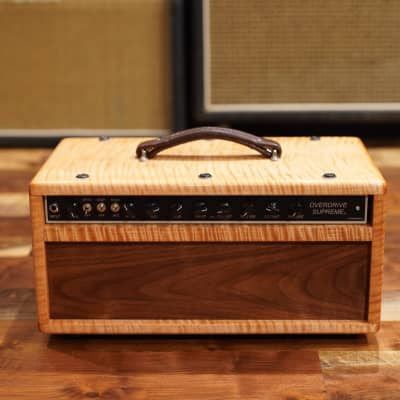 Fuchs Overdrive Special - 10th Anniversary 2011 Figured maple