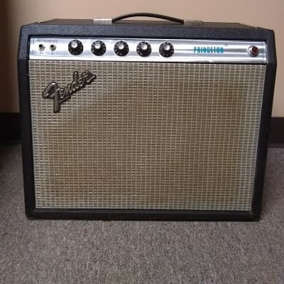 Fender Princeton 1979 Silverface for sale