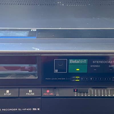Sony Sl-HF 400