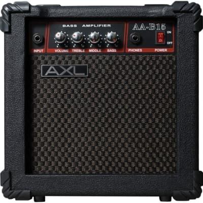 AXL AA-B15 15 WATT BASS AMPLIFIER for sale
