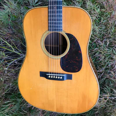 1942 Martin D-28 Herringbone - No Cracks, Original Case