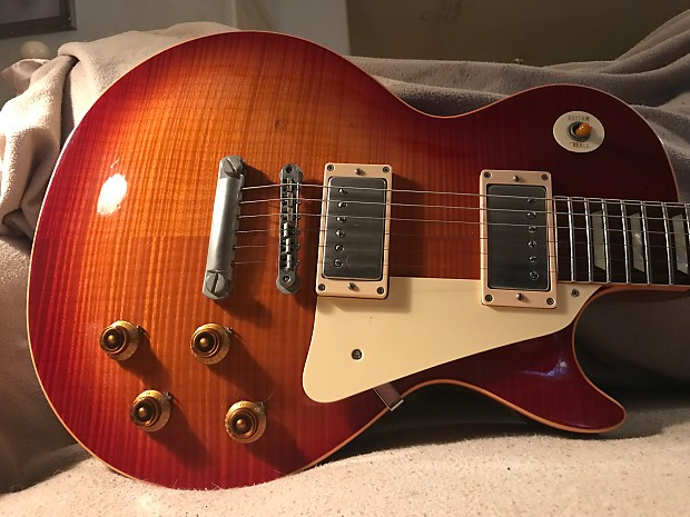 Greco Eg 59 70 1990 Figured Tony S Vintage Guitars Reverb