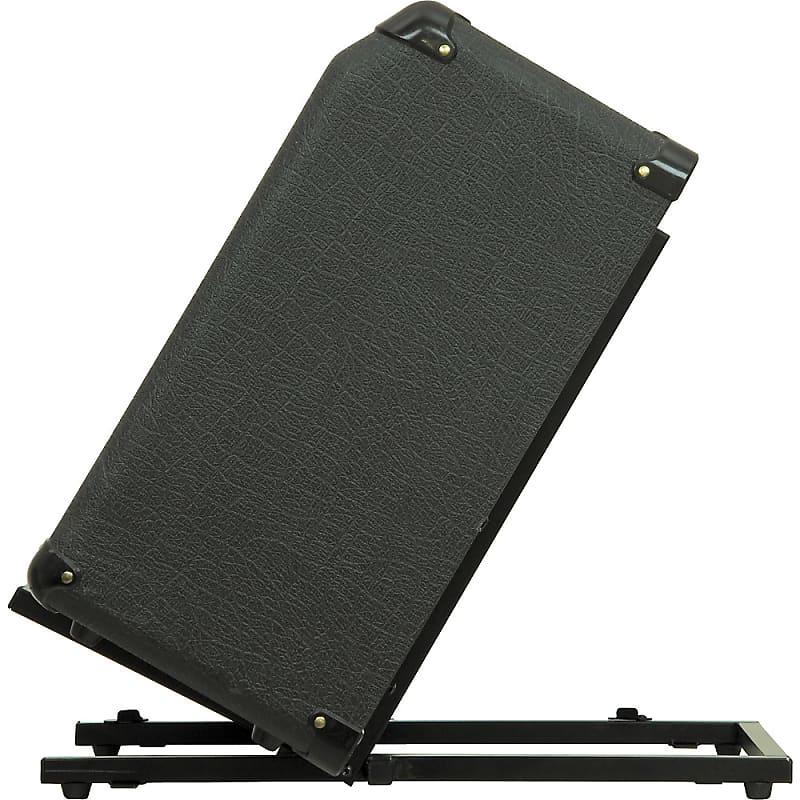On Stage Rs6000 Large Folding Tiltback Amp Stand