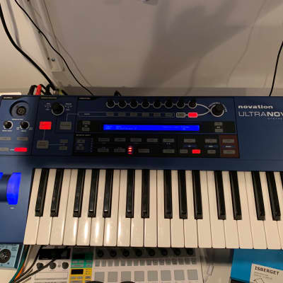 Novation UltraNova 37-Key Analog Modeling Synthesizer | Reverb