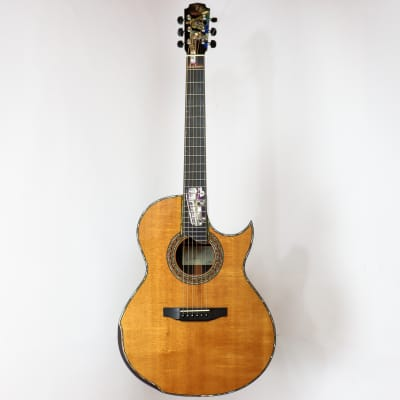 Laskin 1996 Custom Acoustic with Pearl Inlays SN: #311295 for sale