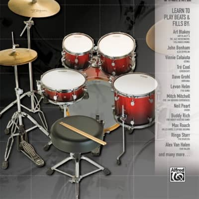 Alfred Music On The Beaten Path Beginning Drumset Course with DVD