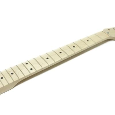 NEW Fender Lic Allparts Stratocaster Strat NECK Maple Large 70s Headstock LMO