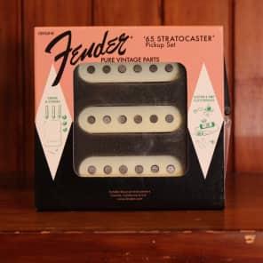 099-2237-000 NEW Fender Vintage /'65 Stratocaster Pickup Set