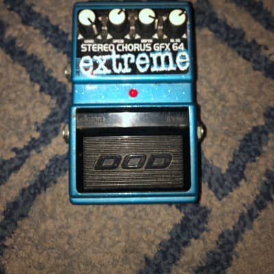 DOD Stereo Chorus gfx 64 Extreme blue for sale