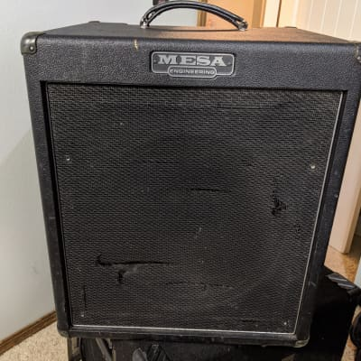 """Mesa Boogie Walkabout 15"""" 4ohm Cabinet Only  Black"""