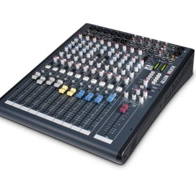 Allen & Heath AH-XB2-14 4 Mic Line Compact Broadcast Mixer