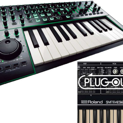 Roland AIRA System-1 + SH-2 Plug-Out Synthesizer Combo