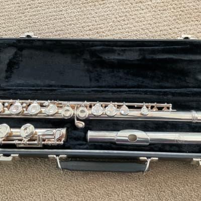Gemeinhardt 22SP Silverplated Closed Hole Flute