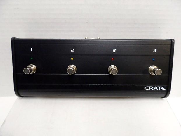 Midi Pedal Switch : crate bvfs4 4 button channel foot switch pedal bv150 bv300 reverb ~ Russianpoet.info Haus und Dekorationen