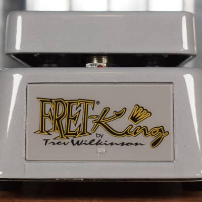 Fret King FKWW Classic Wah Guitar Effect Pedal for sale