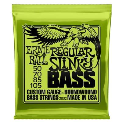 Ernie Ball 2832 Regular Slinky Electric Bass Strings