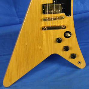 Gibson Moderne Heritage Series Natural 1983