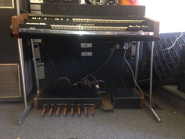 Hammond X5 10050 Organ With Leslie 760 Speaker Cabinet For