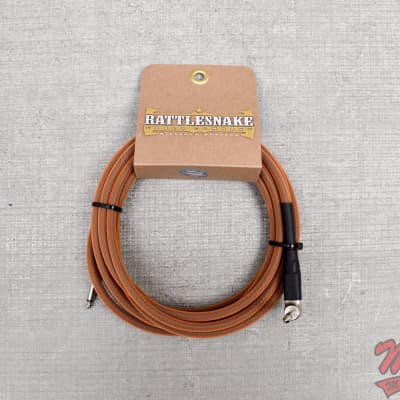 Rattlesnake Cable 15' Standard in Copper Mixed Plugs