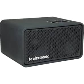 """TC Electronic RS212 Vertical Stacking 2x12"""" 400w Bass Cab"""